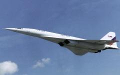 الصورة: الصورة: روسيا تبدأ صنع محرك طائرة ركاب أسرع من الصوت