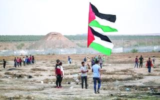 الصورة: الصورة: الاحتلال يسعى لضم 75 % من مناطق «ج»