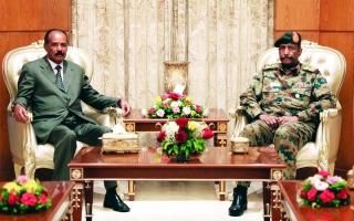 الصورة: الصورة: مصادر لـ «البيان»: إحالات وشيكة للتقاعد داخل الجيش السوداني