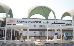 الصورة: الصورة: 350 عملية جراحة سمنة في مستشفى راشد سنوياً