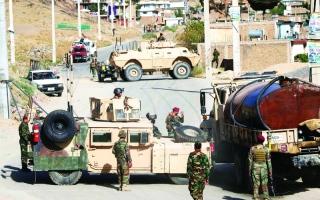 الصورة: الصورة: محادثات بين طالبان  وروسيا بعد انهيار مفاوضات واشنطن