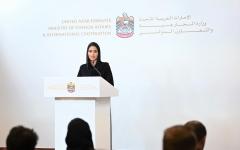 الصورة: الصورة: الإمارات تدعو إلى خفض التصعيد والاعتدال في الجمعية العامة للأمم المتحدة