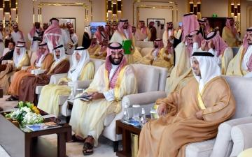 الصورة: الصورة: منصور بن زايد: علاقات الإمارات والسعودية راسخة يحكمها التاريخ
