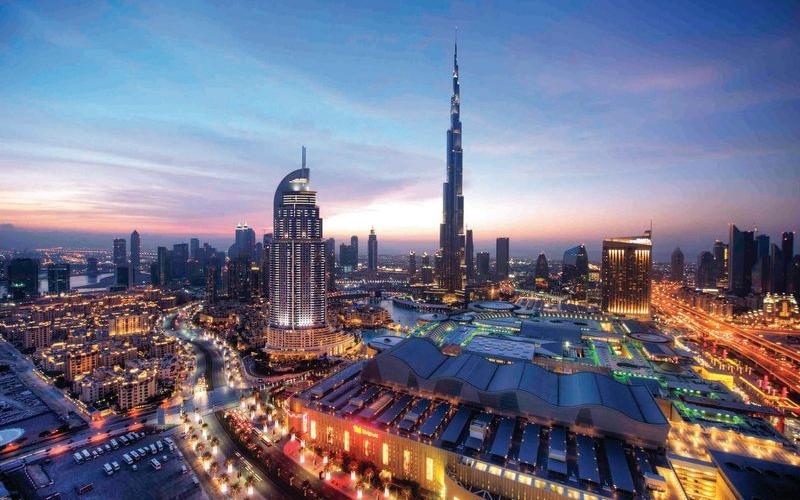 الصورة: الصورة: %3 انخفاض التضخم السنوي في دبي