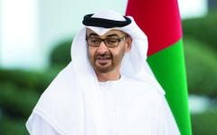 الصورة: الصورة: محمد بن زايد يؤكد وقوف الإمارات مع السعودية في كل ما يمس أمنها