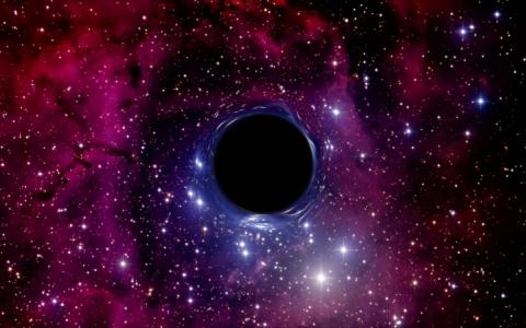 الصورة: الصورة: ثقب أسود وسط مجرتنا يفيق من سبات عميق