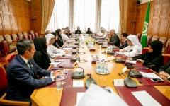 """الصورة: الصورة: جامعة الدول العربية تبحث الاستعدادات لخطة """"دبي عاصمة الإعلام العربي 2020"""""""