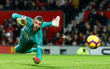 الصورة: الصورة: مانشستر يونايتد يجدد عقد دي خيا حتى 2023