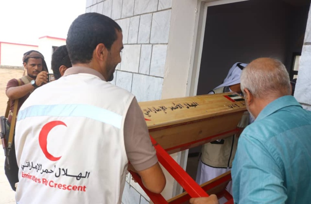 الإمارات تواصل تقديم قوافل الإغاثة في عدد من المحافظات اليمنية - البيان