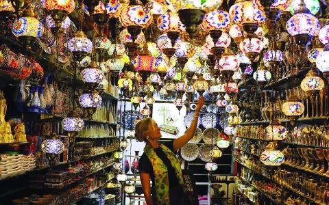 الصورة: الصورة: قلب دبي التاريخي