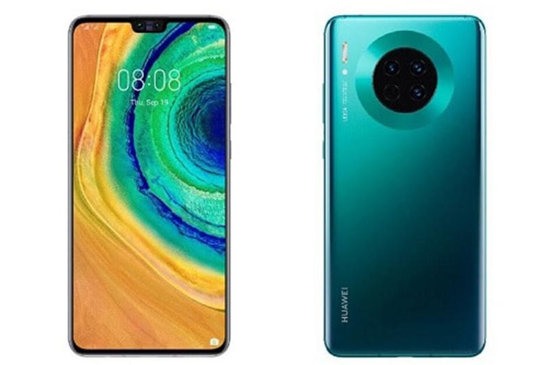 تسريب صور هواتف هواوي الجديدة Huawei Mate 30 التقنية أجهزة