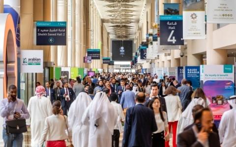 الصورة: الصورة: «الأحداث والفعاليات» محور سوق السفر العربي 2020
