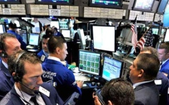 الصورة: الصورة: الهجمات تضغط على الأسواق العالمية وأسهم الطاقة ترتفع