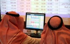 الصورة: الصورة: الأسهم السعودية ترتد صعوداً وتعوض خسائرها