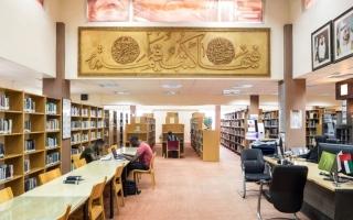 الصورة: الصورة: «دبي للثقافة» تطوّر مكتبة الراس العامة