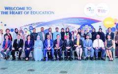 الصورة: الصورة: جائزة «محمد بن زايد لأفضل معلم خليجي» تحتفي بـ 18 معلماً متميزاً