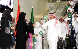 دبي تحتفي باليوم الوطني السعودي بفعاليات متنوعة