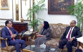 بحث التعاون الإعلامي بين الإمارات ومصر