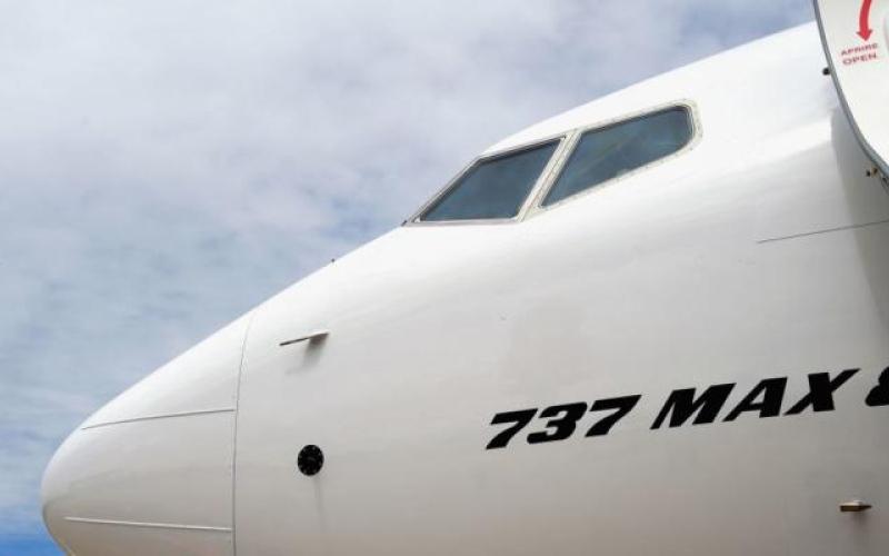 """الصورة: الصورة: إدارة الطيران الأمريكية: لا جدول زمني لإعادة اعتماد طائرات """"737 ماكس"""""""