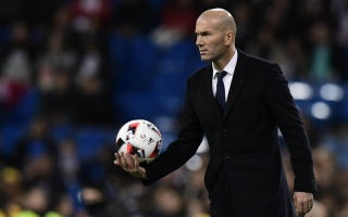 زيدان يراهن على إعادة مجد ريال مدريد