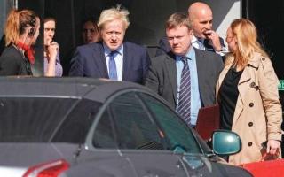 الصورة: الصورة: المحكمة العليا في بريطانيا تنظر في تعليق عمل البرلمان على خلفية أزمة بريكست