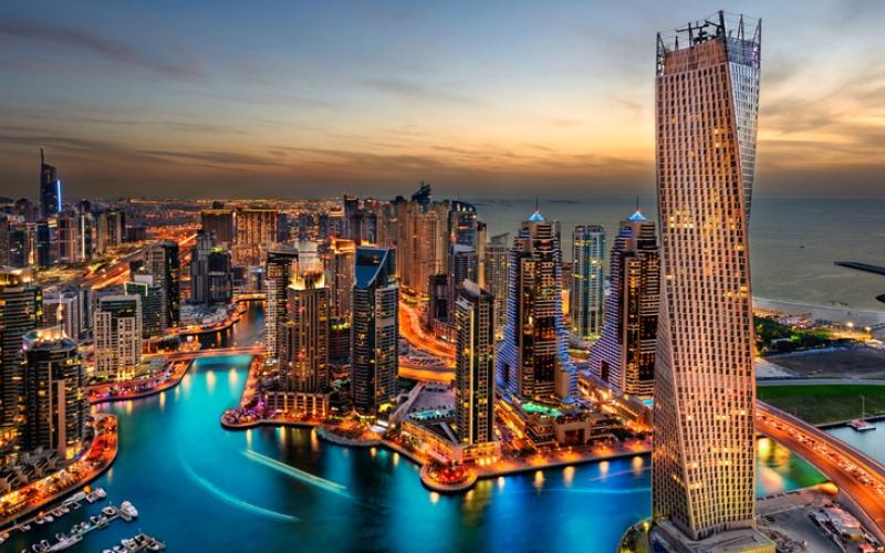 الصورة: الصورة: دبي سادس أهم مركز سياحي في العالم