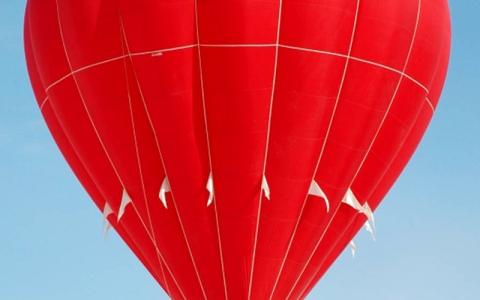 الصورة: الصورة: 21 رحلة منطاد تزين سماء الأقصر