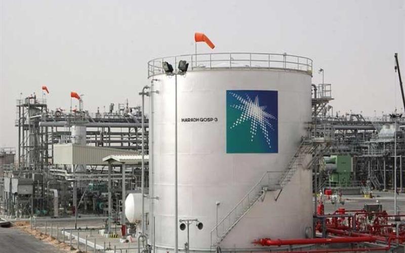 الصورة: الصورة: وزير المالية السعودي: استئناف إنتاج أرامكو يثبت قدرتها على التعامل السريع مع الأزمات