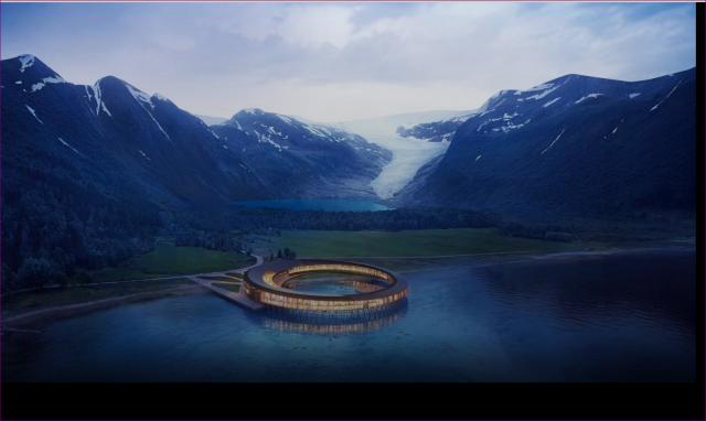 فندق المستقبل ينتج طاقة تفوق استهلاكه - البيان