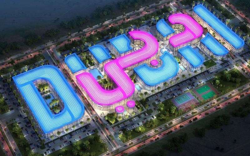 """الصورة: الصورة: مشروع عقاري جديد  يحمل """"علامة دبي التجارية"""""""