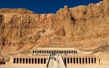 الصورة: الصورة: مقبرة أثرية في مصر لا تزال تبحث عن صاحب