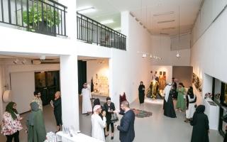 الصورة: الصورة: «عودة الخريجين» إلى دانة الدنيا  مع فنونهم المتفردة