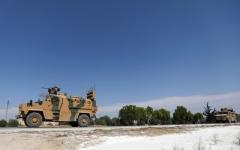 الصورة: الصورة: أردوغان يفاقم أزمة المنطقة الآمنة