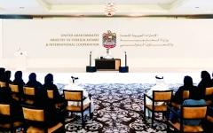 الصورة: الصورة: نهيان بن مبارك: نجاح الإمارات يكمن في تمكين الشباب