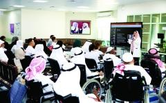 الصورة: الصورة: «صحة دبي» تنظّم ملتقى لأصدقاء مرضى الزهايمر