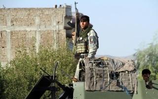الصورة: الصورة: 20 شخصا وإصابة 95 في انفجار شاحنة مفخخة بأفغانستان