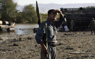 الصورة: الصورة: مقتل 30 مدنيا على الأقل في ضربة جوية بشرق أفغانستان