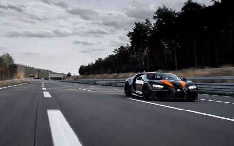 الصورة: الصورة: بالفيديو.. أسرع سيارة على الكوكب