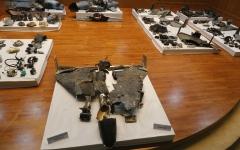 الصورة: الصورة: حقائق عن صواريخ كروز وطائرات درون الإيرانية المستخدمة في الاعتداء على «أرامكو»