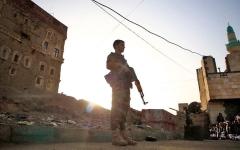 الصورة: الصورة: خبيران إيرانيان للصواريخ و«درونز» في صنعاء