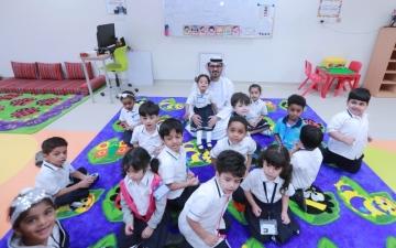 الصورة: الصورة: الحمادي: «التربية» ترفد رياض الأطفال بأفضل الكفاءات التعليمية