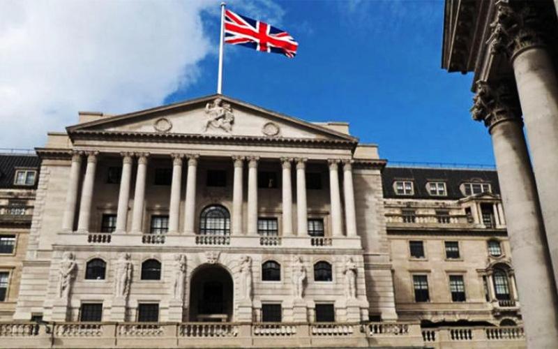 الصورة: الصورة: بنك إنجلترا يبقي الفائدة عند 0.75%