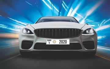 الصورة: الصورة: طرق دبي تطرح 20 رقماً مميزاً برمز إكسبو 2020