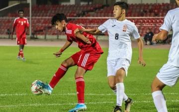 الصورة: الصورة: الأبيض يتأهل لنهائيات آسيا تحت 16 سنة