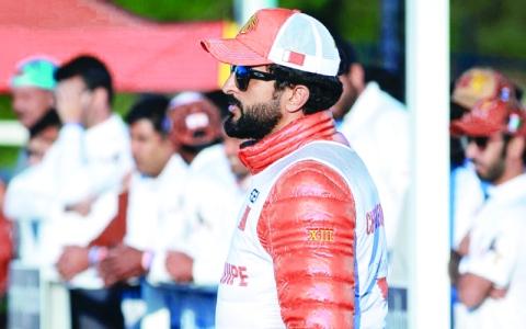 الصورة: الصورة: ناصر بن حمد: «فارس العرب» قاد رياضة القدرة إلى أعلى المستويات