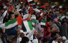 الصورة: الصورة: السماح للجماهير بحضور مباراة منتخبنا أمام إندونيسيا