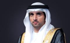 الصورة: الصورة: حمدان بن محمد: بفضل رؤية محمد بن راشد دبي بين أفضل 3 مدن للاستثمار عالمياً