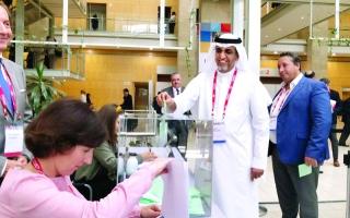 الإمارات تفوز بعضوية مجلس إدارة «آيزو» العالمية