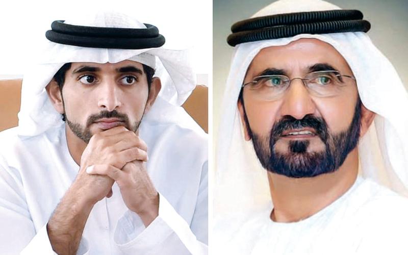 الصورة: الصورة: حمدان بن محمد: دبي بين أفضل 3 مدن للاستثمار