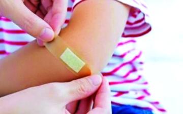 الصورة: الصورة: لصقة مضادة للإنفلونزا